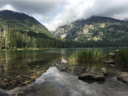 Taggart Lake, Grand Teton National Park, WY