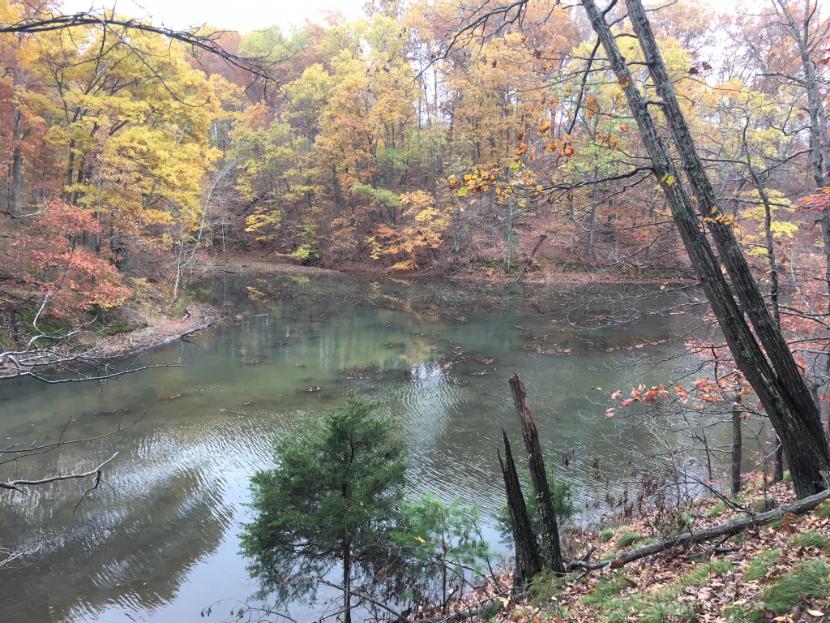 griffy lake 6