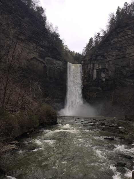 Taughannock Falls State Park, NY