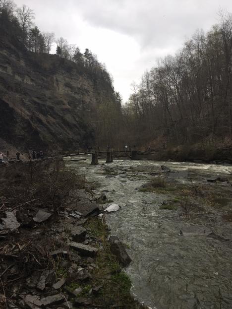 taughannock falls trail 8