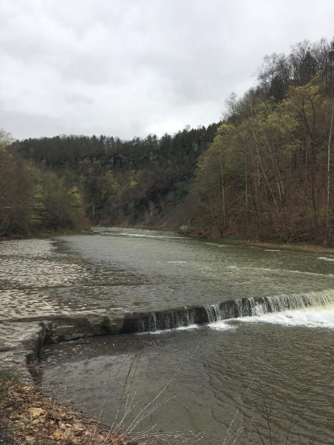 taughannock falls trail