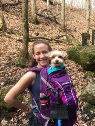 Buddy and I, Turkey Run State Park, IN