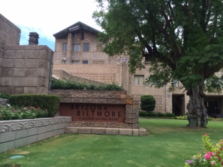 Take a tour of the Arizona Biltmore Hotel for a nominal fee