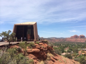 Visit Sedona and the Chapel of the Holy Cross