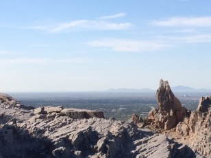 Hike Squaw Peak (now known as Piestewa Peak)