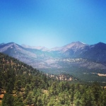 Hike at Sunset Crater Volcano National Monument